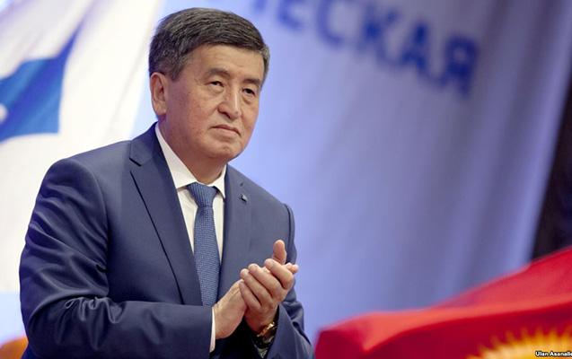 Qırğızıstanın yeni prezidenti o oldu