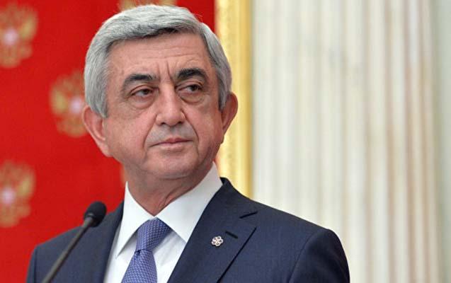 Sarkisyan diplomatdan Azərbaycan dilində soruşub