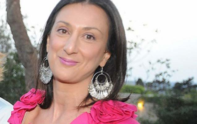 Maltada korrupsiyadan yazan jurnalistin maşını partladıldı