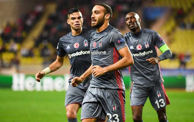 """""""Beşiktaş"""" səfərdə belə qalib gəldi"""