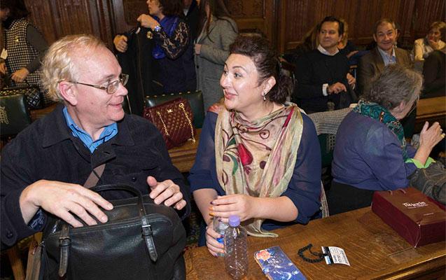Londonda Azərbaycan filminin nümayişi keçirilib