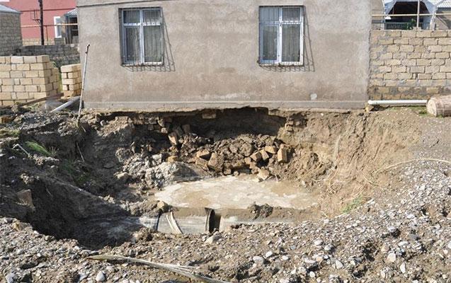 """""""Azərsu"""" 200-dən çox obyekt, 2 mindən çox evin sökülməsini istəyir"""