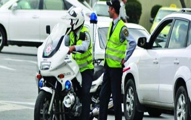 Polis yük maşınlarının sürücülərinə müraciət etdi