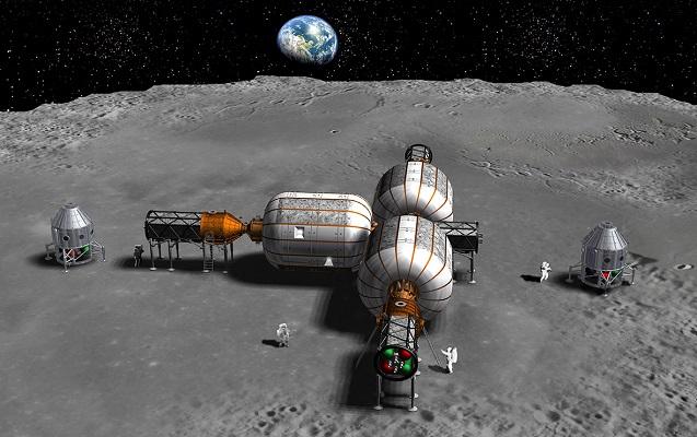 Ay orbitinə yaşayış modulu buraxılacaq