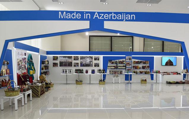 """""""Made in Azerbaijan""""la bağlı yeni xəbər"""