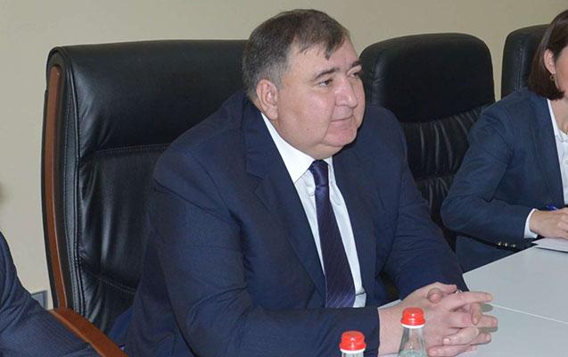 Fazil Məmmədov Ağcabədidə