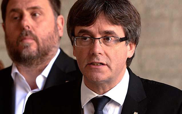 Kataloniyanın muxtariyyəti ləğv edildi