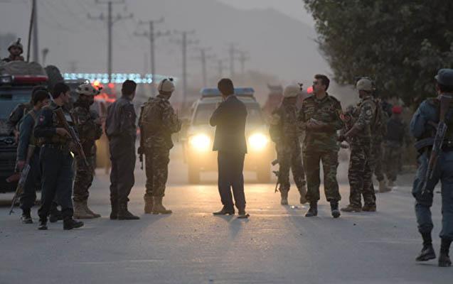 """""""Taliban"""" məsuliyyəti üzərinə götürdü"""