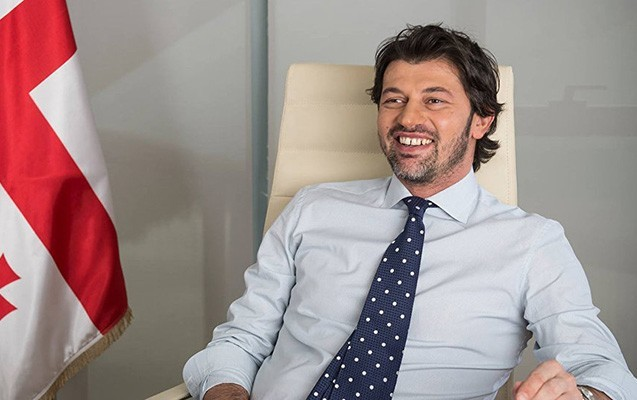 Kaxa Kaladze Tbilisinin meri seçildi