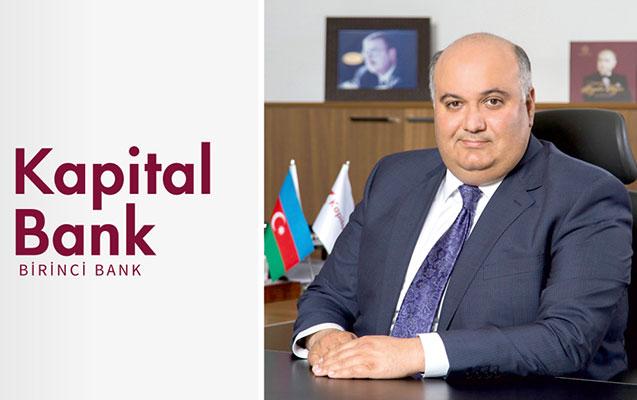 """""""Kapital Bank özünü təsdiqləyə bilib"""""""