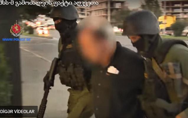 Tiflisdə azərbaycanlı kriminal avtoritet saxlanıldı