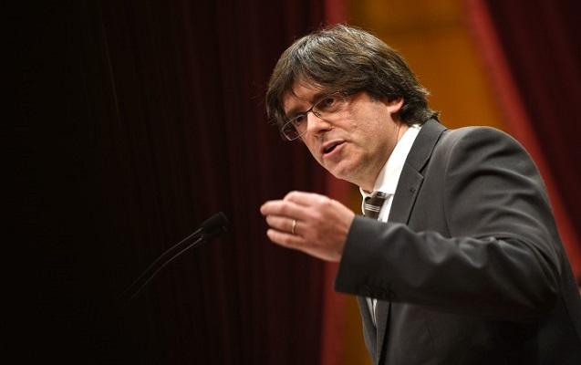 Kataloniya rəhbəri İspaniya parlamentində çıxış edəcək