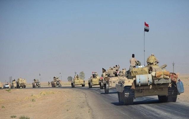 İraq ordusu daha bir məntəqəni azad etdi