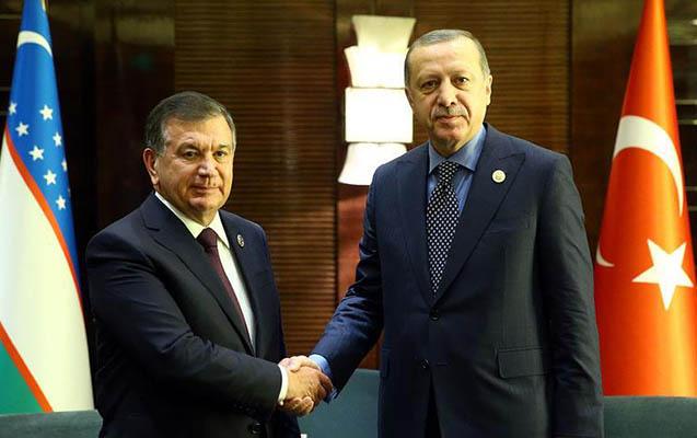Ankara və Daşkənd arasında 20 müqavilə imzalanıb