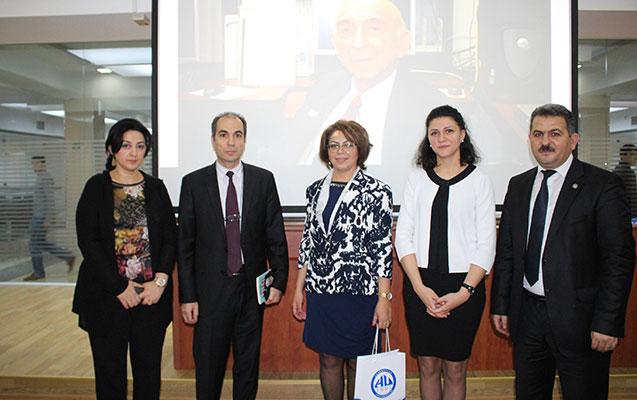 Azərbaycan Universitetində Lütfi Zadənin xatirəsi yad edilib