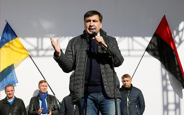 Saakaşviliyə qaçqın statusu verilmədi