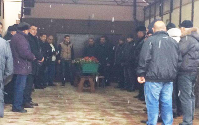 Öldürülən iş adamının cənazəsi Azərbaycana gətirilir