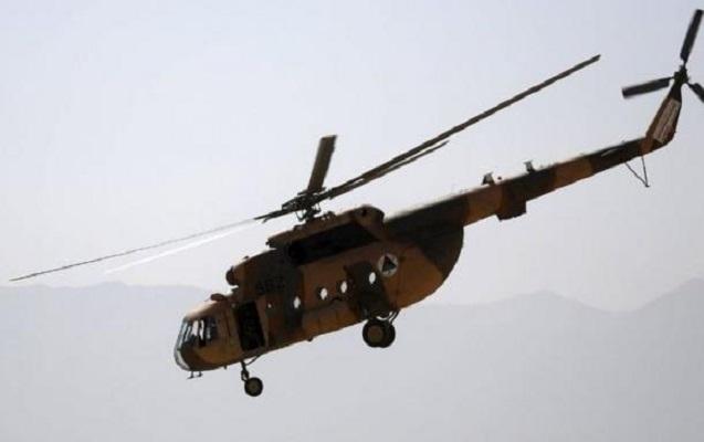 Әfqanıstanda hərbi helikopter qәzaya uğradı