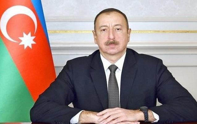 Prezident kənd təsərrüfatı işçilərini təltif etdi