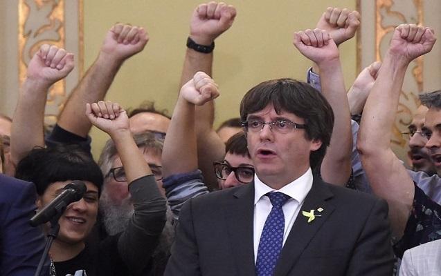 Puçdemon katalonları mübarizəyə çağırdı