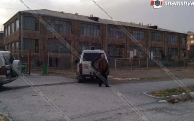 Ermənistanda bağçaya silahlı hücum