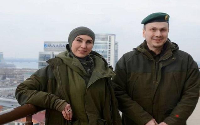 Ukraynanın çeçen qəhrəmanı öldürüldü