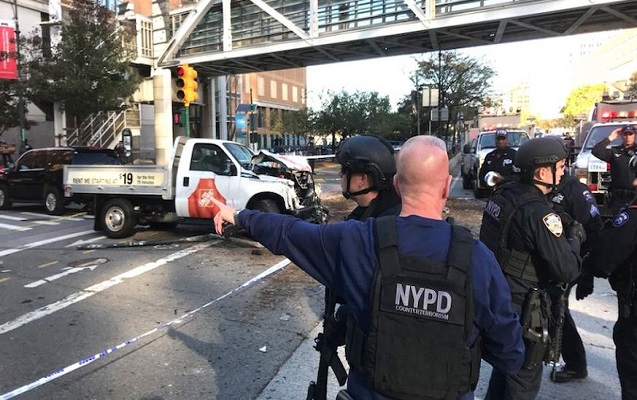 Nyu-Yorkda kütləyə atəş açıldı - 6 ölü, 15 yaralı+ Yenilənib