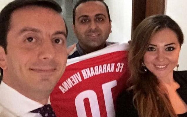 """Məşhurlar """"Qarabağ""""dan yazdı..."""