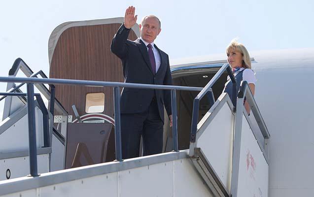 Putin Tehranda, Əliyevlə görüşəcək