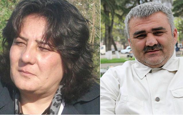 Gözəl Bayramlı ilə Əfqan Muxtarlının cinayət işləri üzrə istintaq yekunlaşıb