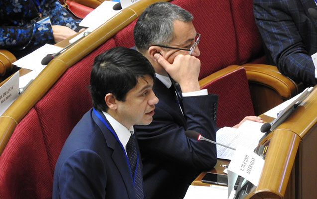 Deputatlar Ukraynada Qarabağdan danışdı