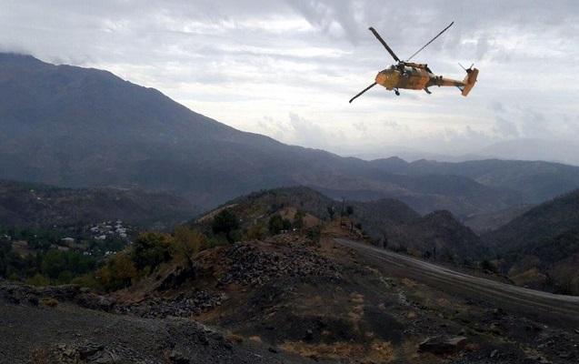 PKK ilə şiddətli atışma