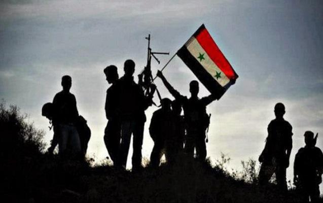 Suriyada 6 ildir işğalda olan şəhər azad edildi