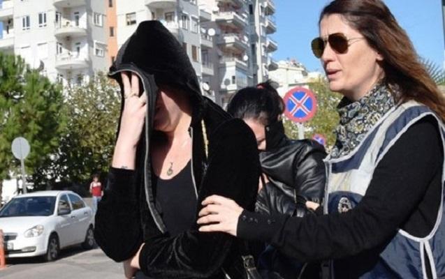 Türkiyədə qadın alverçilərinə qarşı əməliyyat