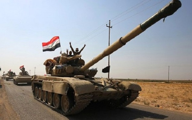 İŞİD-in İraqdakı son sığınacağına hücum başladı