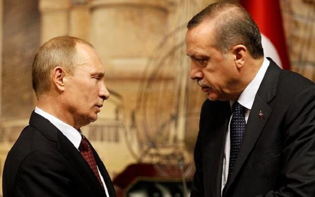Ərdoğan Putindən yardım istəyib?