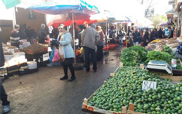 Bazarlarda qiymət qalxıb