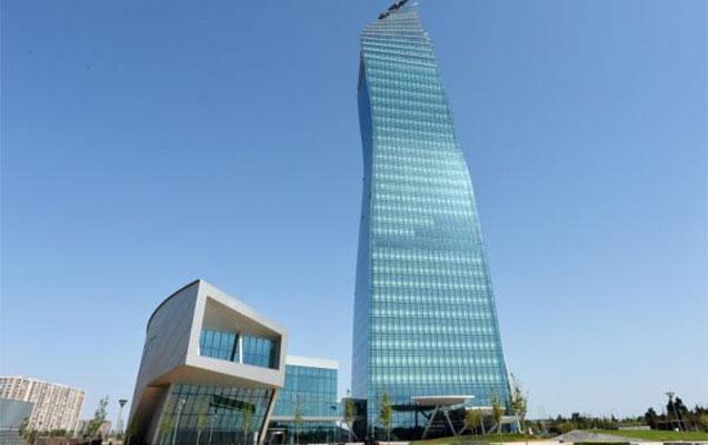 Bakıda bu bina 414 milyon dollara tikilib