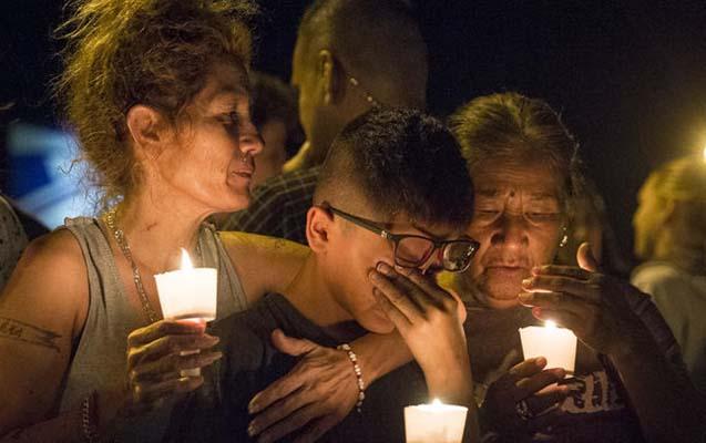ABŞ-da kilsədə 26 nəfəri öldürən hərbidən qovulubmuş