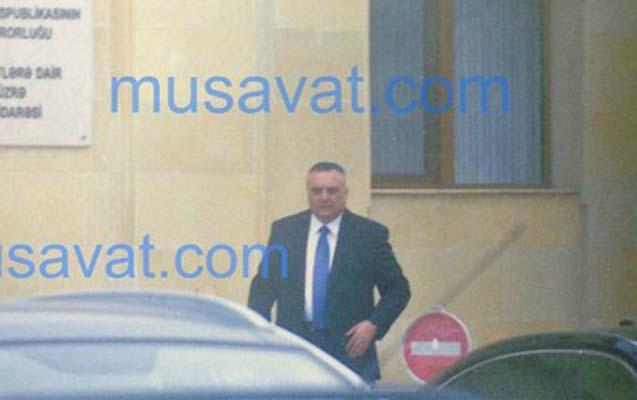 Eldar Mahmudov Baş Prokurorluqda