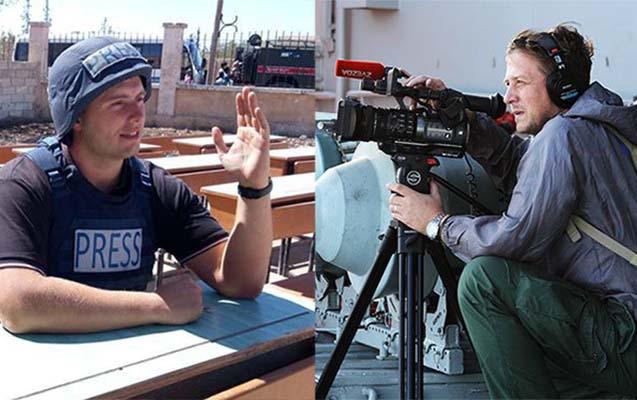 Suriyada rusiyalı jurnalistlər yaralanıb
