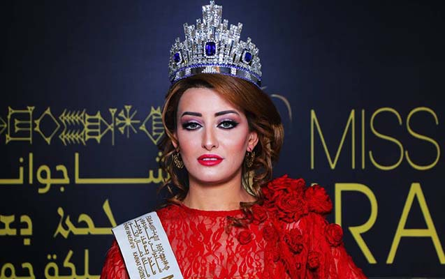 """İraq """"Miss Kainat""""a gözəl göndərəcək"""