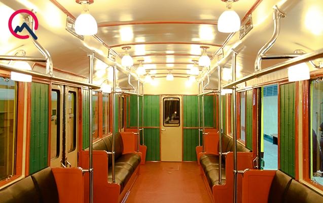 Bu vaqonları görmək üçün Bakı metrosuna tələsin!
