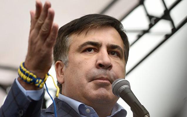 Saakaşviliyə Ukraynada leqal yaşamağa icazə verildi