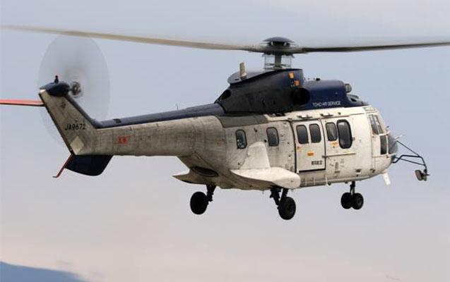 Helikopter qəzaya düşdü, 4 nəfər öldü
