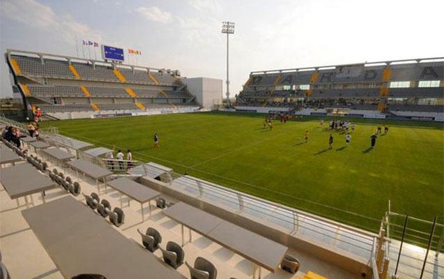 Telman İsmayılovun stadionunu alan olmadı