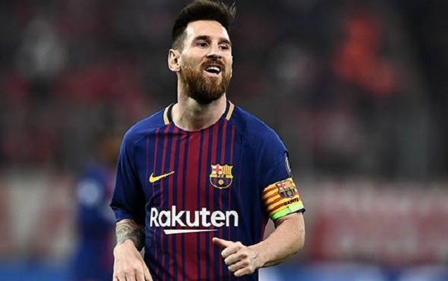 Messi xəyalındakı klubu açıqladı