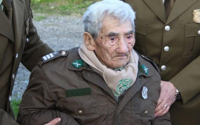 Dünyanın ən yaşlı insanıdır