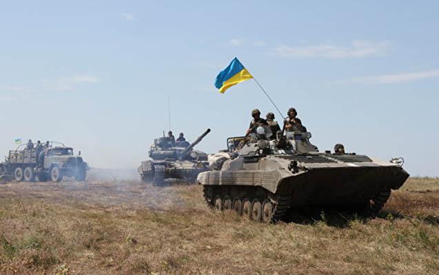 ABŞ Ukraynaya 350 milyonluq hərbi yardım ayırıb