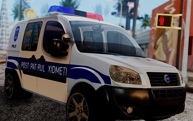 Bakıda dəhşətli qəza - 2 polis öldü, 1-i yaralıdır